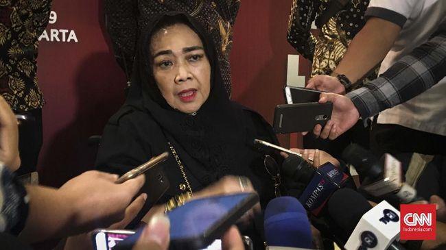 Jenazah Rachmawati Soekarnoputri akan dimakamkan di TPU Karet Bivak, Jakarta Pusat pada Sabtu (3/7) siang usai meninggal karena covid.