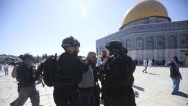 Palestina Larang UEA Campuri Al-Aqsa hingga China soal Natuna