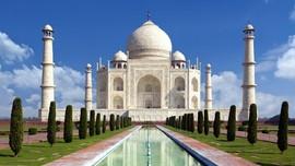 5 Juta Penduduk Terinfeksi Corona, India Tetap Buka Taj Mahal