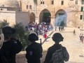 VIDEO: Bentrok Saat Lebaran Haji di Masjid al-Aqsa