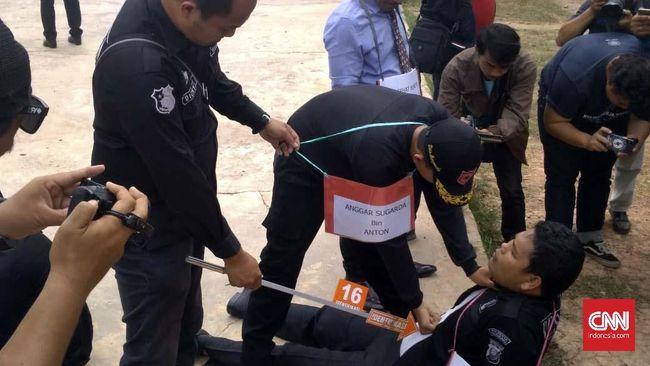 Keluarga korban tewas SMA Taruna Indonesia, Palembang menggugat pihak sekolah dan yayasan sebesar Rp2 miliar lebih ke Pengadilan Negeri Kelas I/A Palembang.