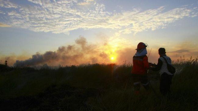 BPPT Klaim Hujan Buatan Sukses Kurangi Titik Api di Riau