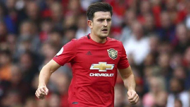 Kapten Manchester United Harry Maguire mengaku tak sengaja menendang kelamin striker Chelsea, Michy Batshuayi.