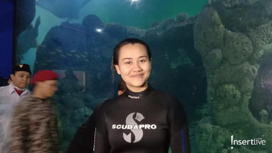 Kesempatan Istimewa Aaliyah Massaid Rayakan Hari Kemerdekaan Indonesia