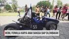 VIDEO: Mobil Formula Karya Anak Bangsa Siap Dilombakan
