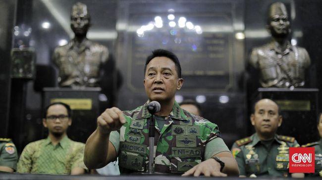 KSAD Jenderal Andika Perkasa mengatakan pihaknya memantau aktivitas Enzo Zenz Allie di media sosial sejak seleksi tahap awal. Begitu pula 363 taruna lainnya.