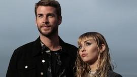 Liam Hemsworth dan Miley Cyrus Resmi Kembali Jomlo