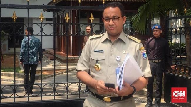 10 Poin Rapor Merah 4 Tahun Anies Baswedan Versi LBH Jakarta