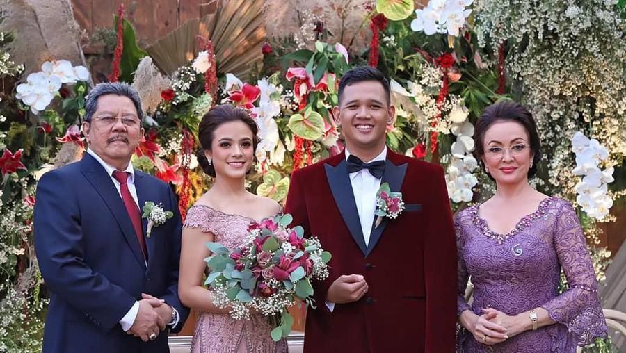 Lama Menghilang, Cantika Felder Putri Minati Atmanagara Menikah