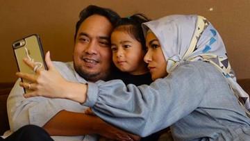 Kecemasan Meisya Siregar dalam Membesarkan Tiga Anak