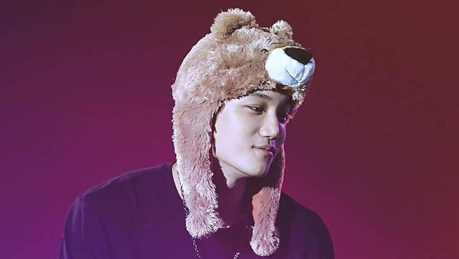 Tingkah Lucu Kai EXO karena Terlalu Semangat Konser