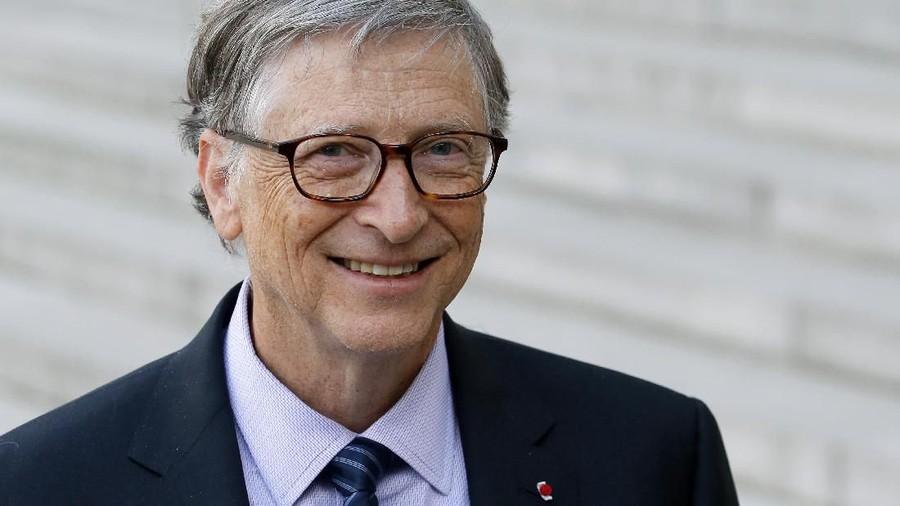 4 Rahasia Mary Ubah Bill Gates yang Nakal Jadi Miliuner Terkaya Dunia