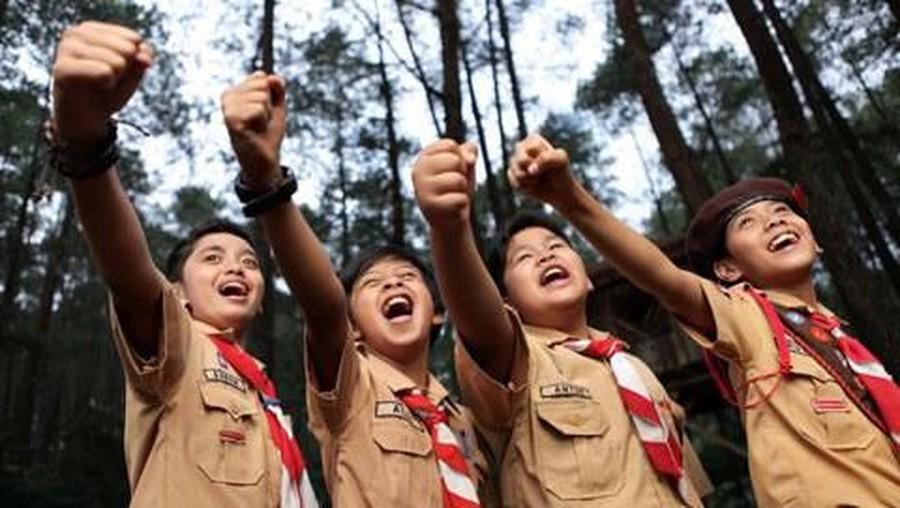 3 Film Indonesia tentang Keberanian Pasukan Pramuka