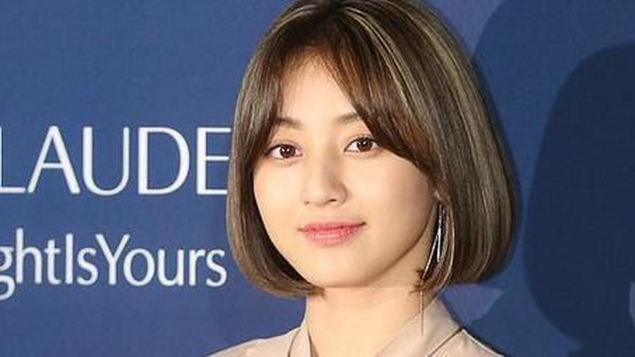 Penampilan Pertama Jihyo TWICE setelah Jadi Pacar Kang Daniel
