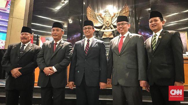 Pemprov dan DPRD DKI sepakat menetapkan rencana anggaran Jakarta 2020 Rp87,9 triliun setelah memangkas sejumlah alokasi pembiayaan.