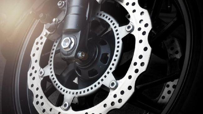 Disc brake dengan pinggiran bergelombang punya fungsi maksimal dan bukan sekadar gaya-gayaan.