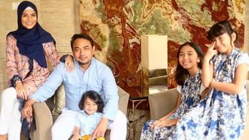 Harapan Meisya Siregar & Suami Bisa Jadi Role Model untuk Anak