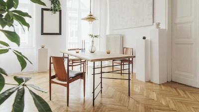 6 Inspirasi Ruang Makan Minimalis Gaya Skandinavia