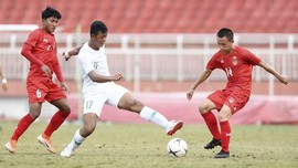 Daftar Top Skor Timnas U-19 di Kroasia: Saddam Memimpin