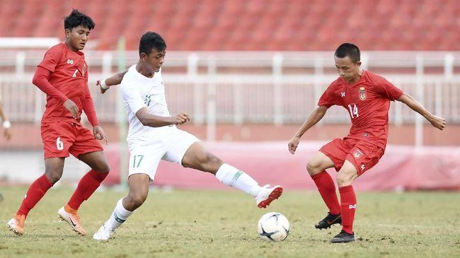Saddam Gaffar untuk sementara memimpin daftar pencetak gol terbanyak Timnas Indonesia U-19 pada laga uji coba di Kroasia.