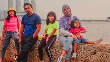 Keinginan Simpel Anak Meisya Siregar, Diantar Jemput ke Sekolah