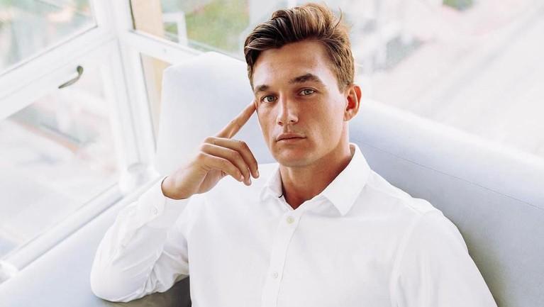 Ketampanannya membuat Tyler menjajal dunia modeling. Ia masuk ke industri modeling lewat tiga agensi sekaligus.