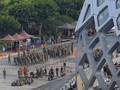China Menggertak Kirim Pasukan ke Hong Kong Redam Demonstrasi