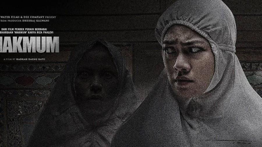Film Makmum, Teror di Asrama Tua