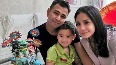 Kado Spesial Raffi Ahmad & Nagita Slavina di Ulang Tahun Rafathar