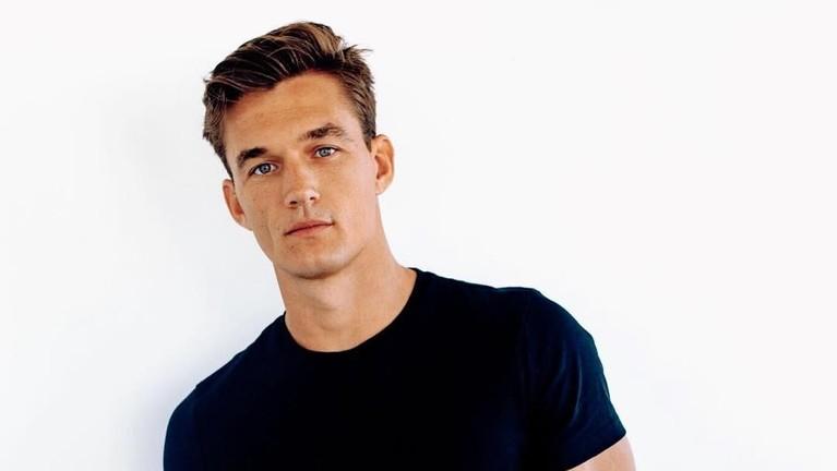 Kariernya di dunia model, juga ditunjang oleh bentuk badannya yang atletis. Ketika ia bergabung dengan klub di Wake Forest University, Tyler juga ditunjuk sebagai quarterback cadangan selama dua tahun.