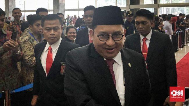 Wakil Ketua Gerindra Fadli Zon mengatakan penunjukan sosok yang menduduki kursi menteri di kabinet mendatang merupakan hak prerogatif Jokowi sebagai presiden.