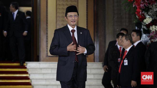 Fadel Muhammad terpilih menjadi pimpinan MPR periode 2019-2024 mewakili unsur Dewan Perwakilan Daerah (DPD). Senator asal Gorontalo itu meraup 59 suara.