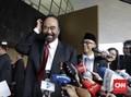 Surya Paloh Akui Gelar Pertemuan dengan Jokowi di Singapura