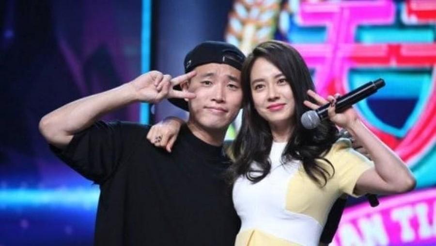 5 Pasangan Song Ji Hyo di Running Man yang Bikin Baper