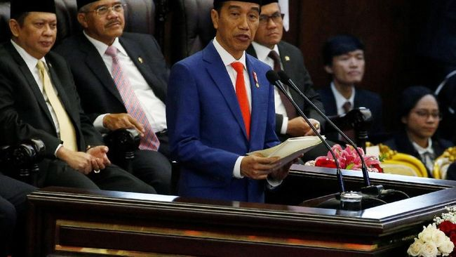 Jokowi Dongkrak Anggaran Pendidikan Jadi Rp505 Triliun