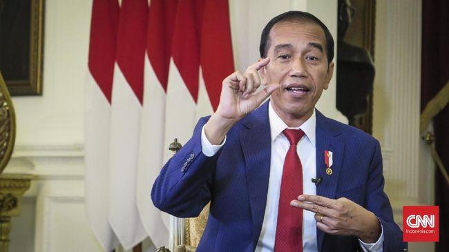 Jokowi mengkaji diskon tiket pesawat 30 persen sebagai stimulus industri pariwisata yang terpukul wabah virus corona.