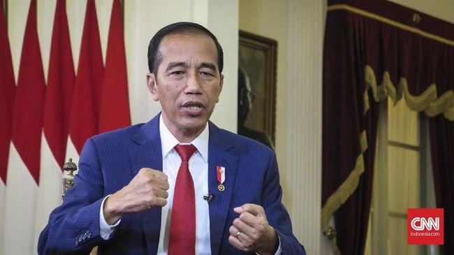 Jokowi 'Tolak' Tes Corona untuk 575 Anggota DPR dan Keluarga