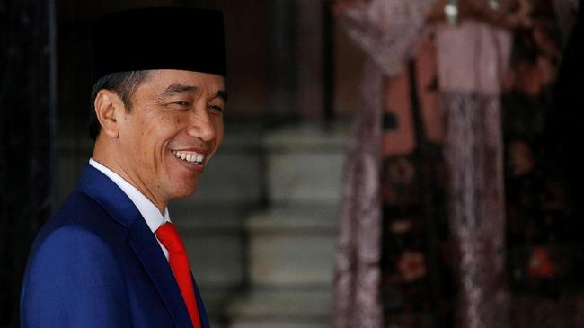 Jokowi Sindir Pejabat dan Dewan Sering Studi Banding