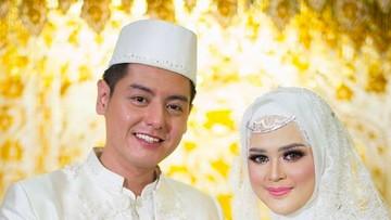 Resmi Menikah, Cut Meryska & Roger Danuarta Punya Panggilan Sayang
