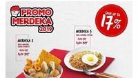 <p>Hari terakhir nih, Bun, kalau makan dengan harga spesial di Bakso Malang Karapitan. Beberapa menu memberikan diskon 17 persen. (Foto: Istimewa)</p>