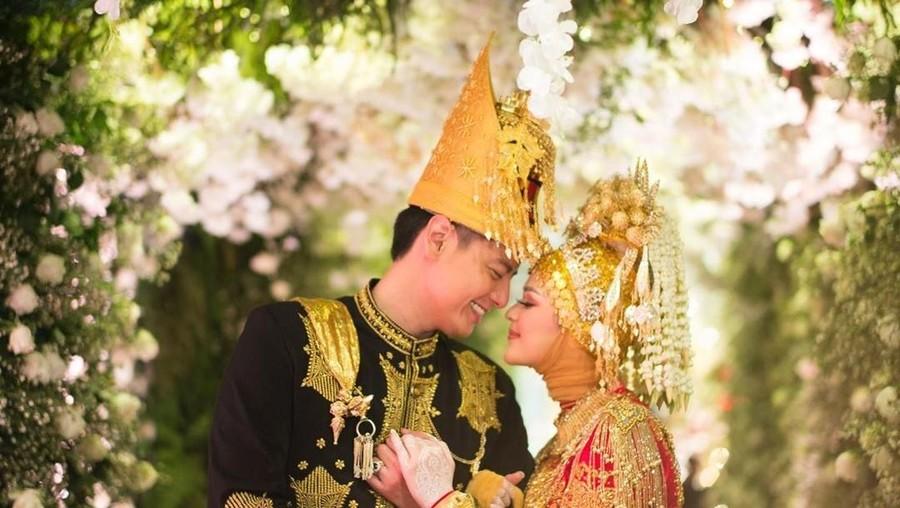 Usai Menikah, Roger Danuarta-Cut Meyriska Tinggal di Pondok Mertua Indah