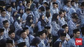 Besaran Tunjangan Fungsional PNS usai Jokowi Teken 4 Perpres