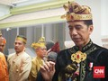HUT ke-74 RI, Jokowi Sebut Keutuhan NKRI Jangan Dikorbankan