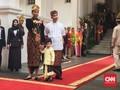 Upacara HUT RI, Jokowi dan Pejabat Negara Kenakan Baju Adat