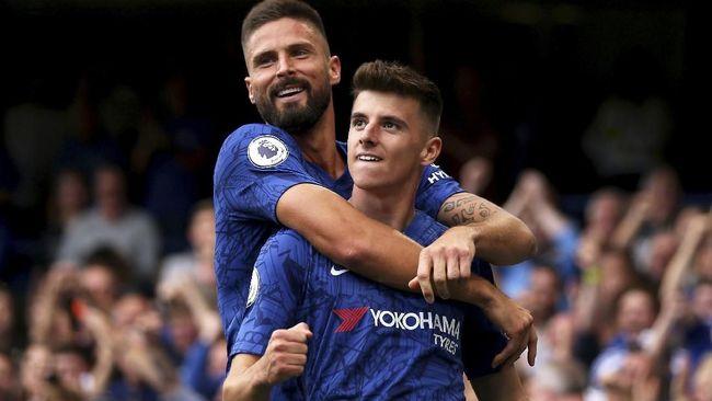Gelandang Chelsea, Mason Mount, terancam hukuman melanggarn perintah klub yang memintanya mengisolasi diri terkait virus corona.