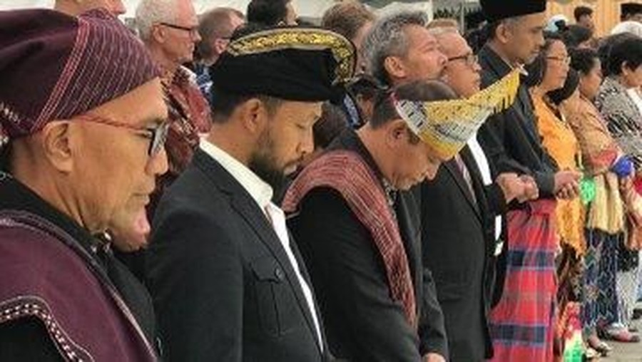 Keunikan dan Kemeriahan Dirgahayu 74 Tahun Indonesia di Kopenhagen
