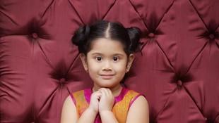 6 Potret Menggemaskan Cucu SBY, Almira Yudhoyono Saat Masih Kecil