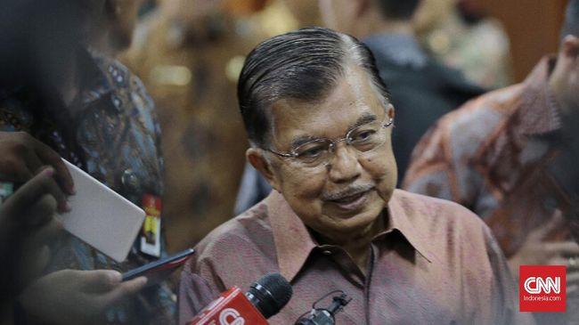 Contohkan Kasus RJ Lino, JK Dukung SP3 di Revisi UU KPK