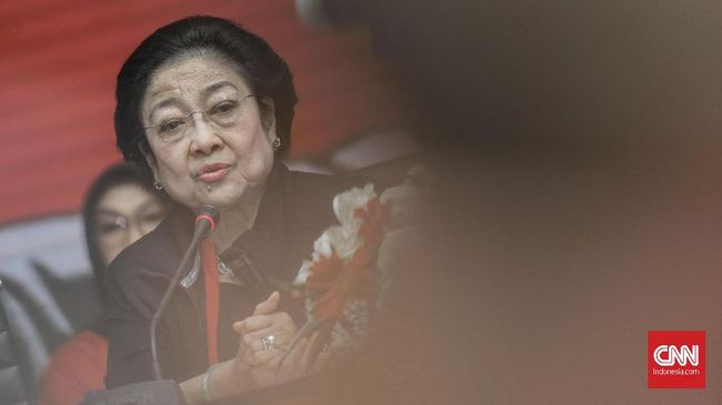 Megawati Soekarnoputri mengatakan PDIP telah menjadi kendaraan dirinya memperoleh beragam penghargaan, termasuk gelar profesor kehormatan.