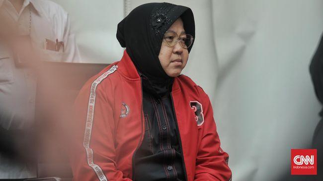 Megawati Lantik Risma Jadi Ketua PDIP